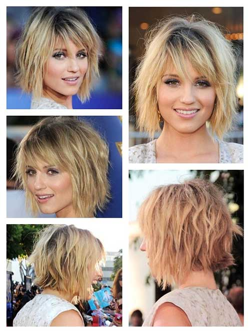 Short Blonde Hairstyles - 12