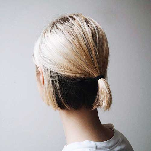 Short Blonde Hairstyles - 17