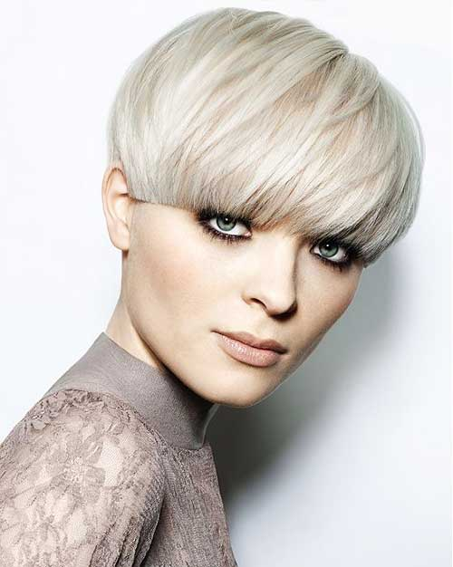 Short Blonde Hairstyles - 25