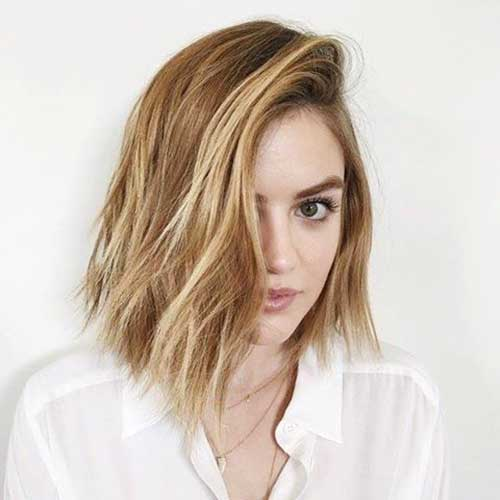 Short Blonde Hairstyles - 27