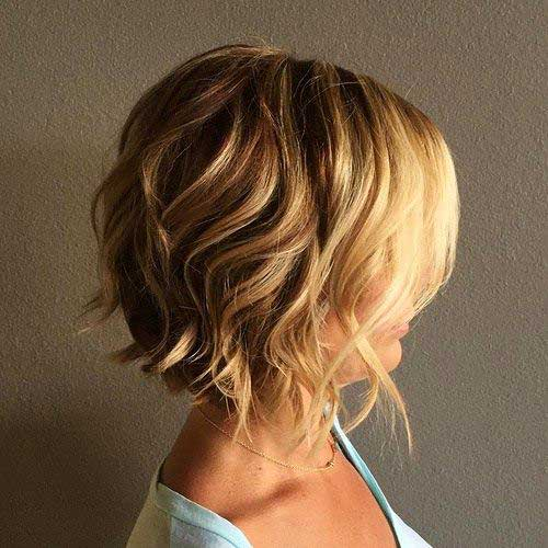 Short Blonde Hairstyles - 29