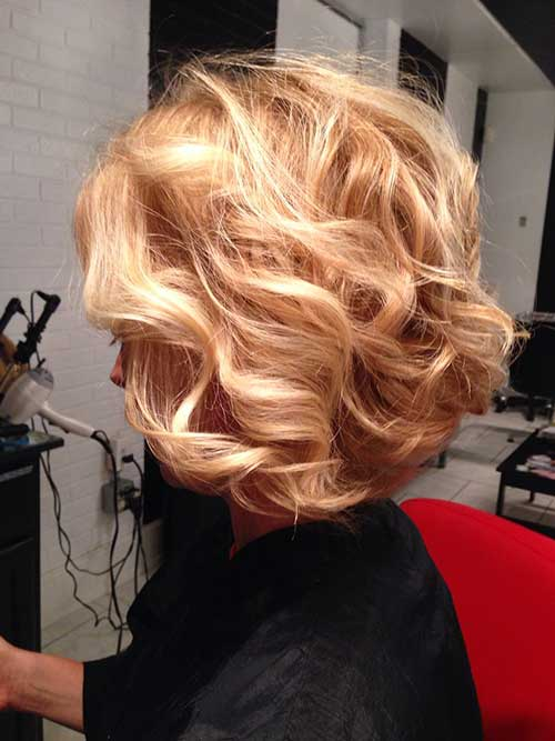 Short Blonde Hairstyles - 33