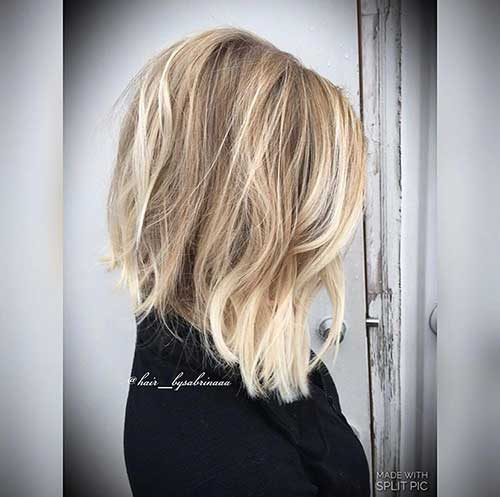Short Blonde Hairstyles - 36
