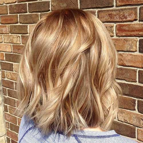 Short Blonde Hairstyles - 39