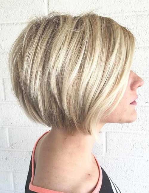 Short Blonde Hairstyles - 43