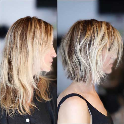 Short Blonde Hairstyles - 6