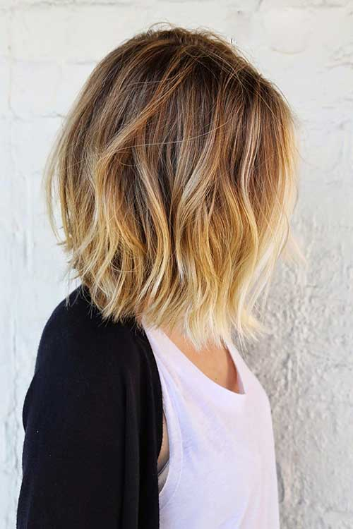 Short Blonde Hairstyles - 8