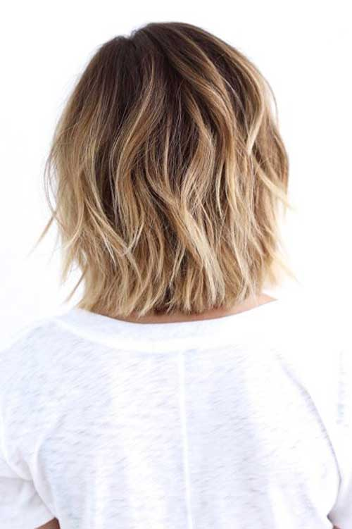 Short Blonde Hairstyles - 9