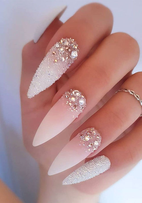 Nails For Indian Wedding