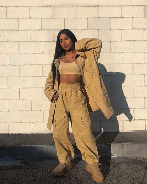 Hip Hop 90S Outfits Women