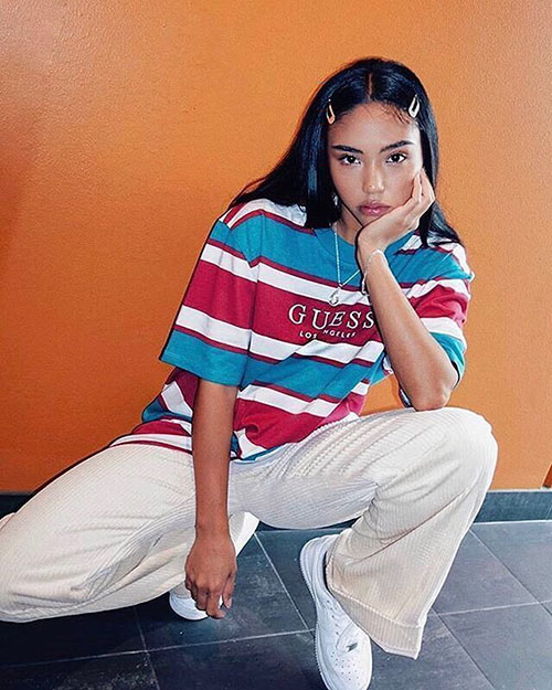 Cool Hip Hop 90S Outfits