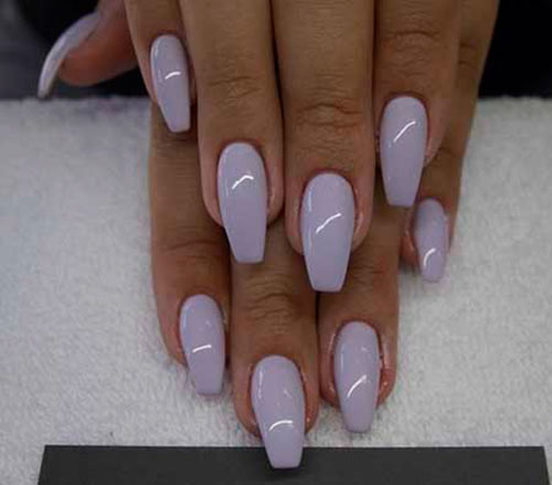 Different Shapes Of Nails With Pictures