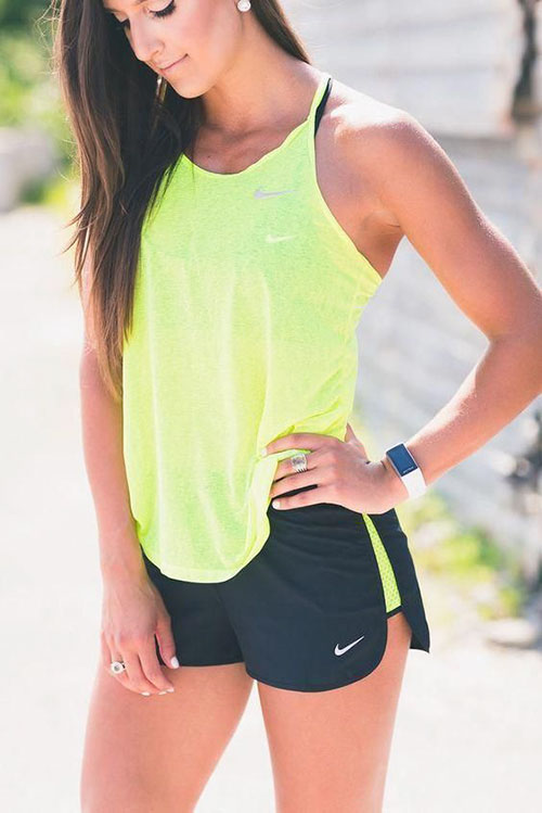 Newest Athletic Outfits