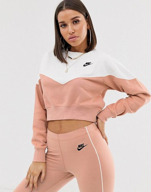 Rose Gold Outfits For Women