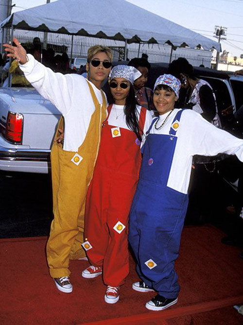 Hip Hop Fashion In The 90S