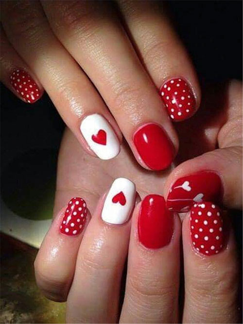 Nails With Different Shapes