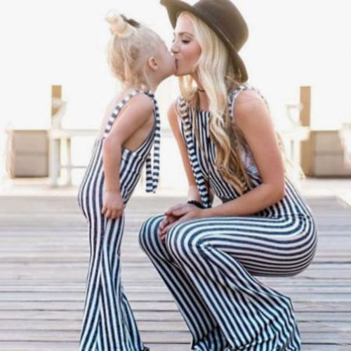Best Mommy And Daughter Outfits