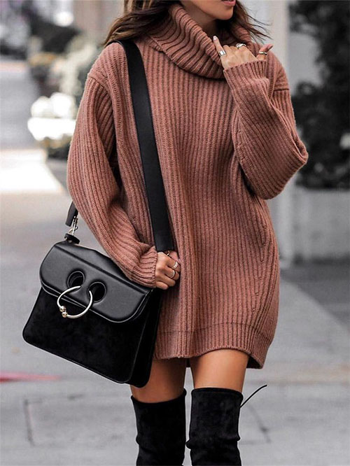 Winter Dress Outfits 2020