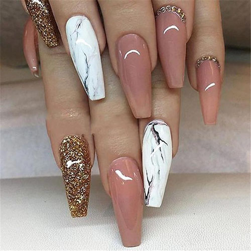Cute Fake Nails For Girls