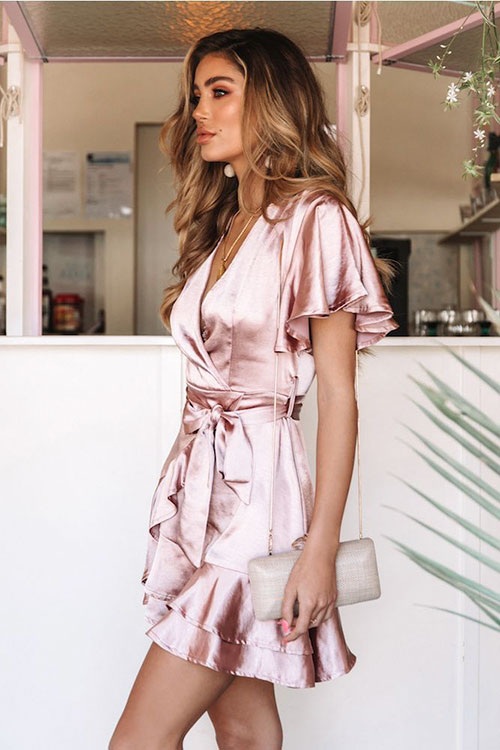 Rose Gold Outfits