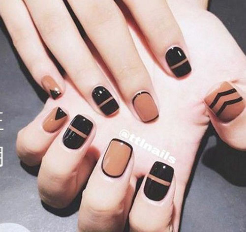 Different Kind Of Nail Shapes