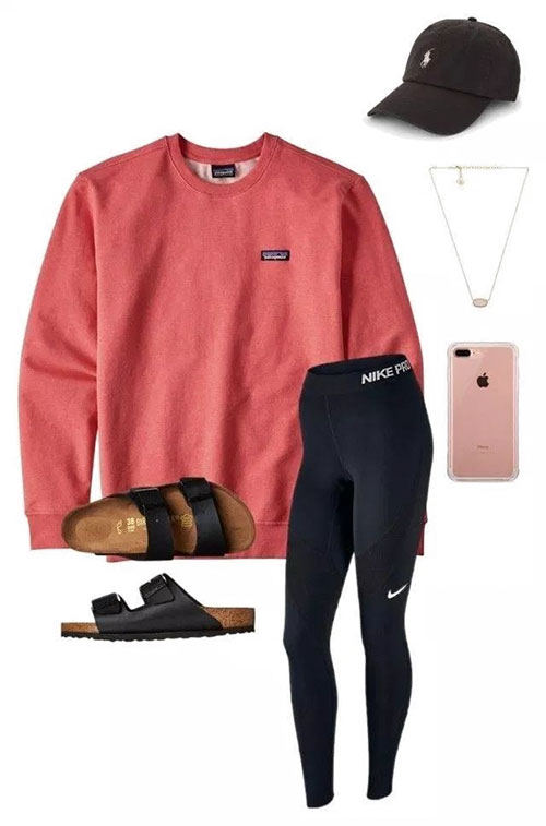 Athletic Outfits In 2020