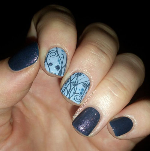 Angel Paper Nails