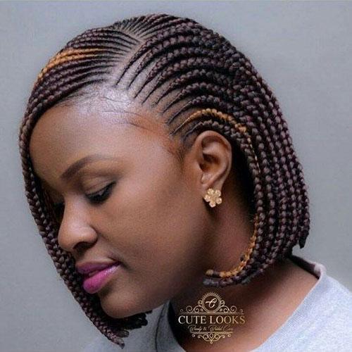 2020 Bob Hairstyles For Black Women