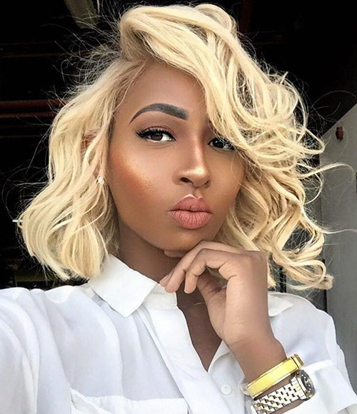 Bob Hair Styles For Black Women